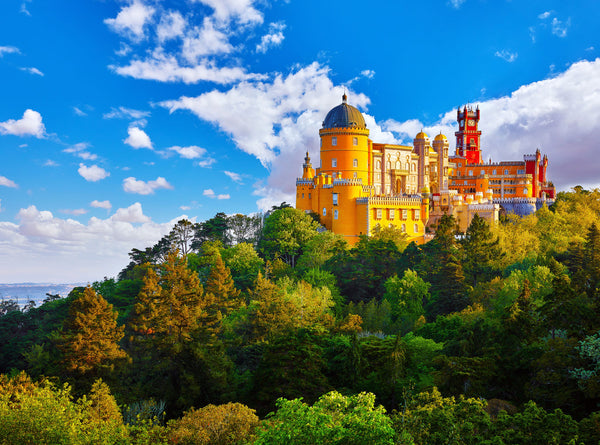 Sintra Castle, Portugal