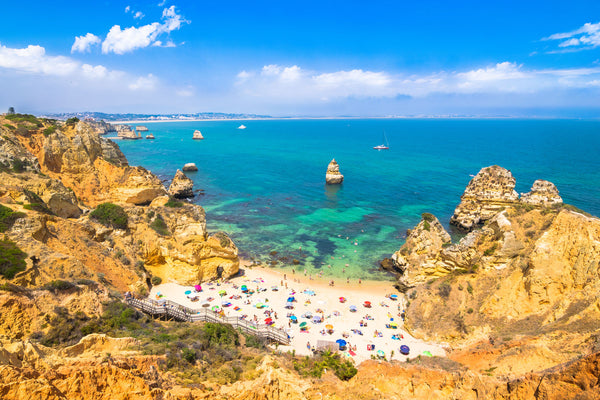 Algarve beach, Portugal
