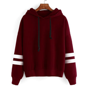High Quality Fashion Womens Long Sleeve Hoodie - Enkeechi, online shopping USA,  online womens clothes shopping