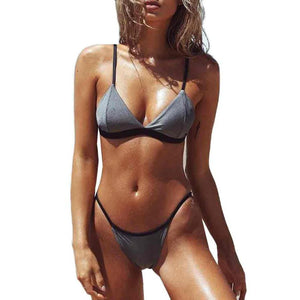 Push Up Brazilian Bikini Set Bathing Suit Beachwear - Enkeechi, online shopping USA,  online womens clothes shopping