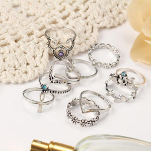 Bohemia Vintage Jewelry  10PCS/Set - Enkeechi, online shopping USA,  online womens clothes shopping