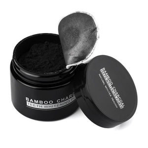 Teeth Whitening Powder Natural Organic Activated Charcoal Bamboo Toothpaste - Enkeechi, online shopping USA,  online womens clothes shopping