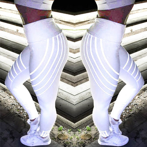 Glow in the dark  Refective Leggings - Enkeechi, online shopping USA,  online womens clothes shopping