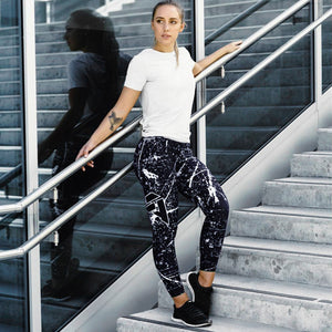 Sky Printed Workout Gym Leggings - Enkeechi, online shopping USA,  online womens clothes shopping
