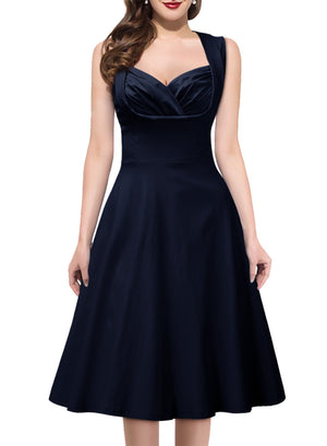 Retro 1950s Sexy A-line Party Dress - Enkeechi, online shopping USA,  online womens clothes shopping
