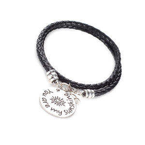 You Are My Sunshine - Bracelet - Enkeechi, online shopping USA,  online womens clothes shopping