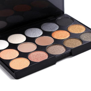 Hazel-Midnight Blue Eyeshadow Palette