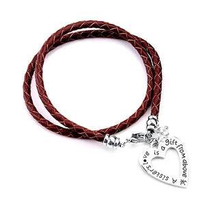 A Sister's Love Necklace - Enkeechi, online shopping USA,  online womens clothes shopping