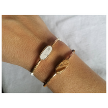 Load image into Gallery viewer, Stone Cinch Bracelet