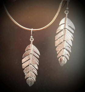 S.S. Feather Earrings