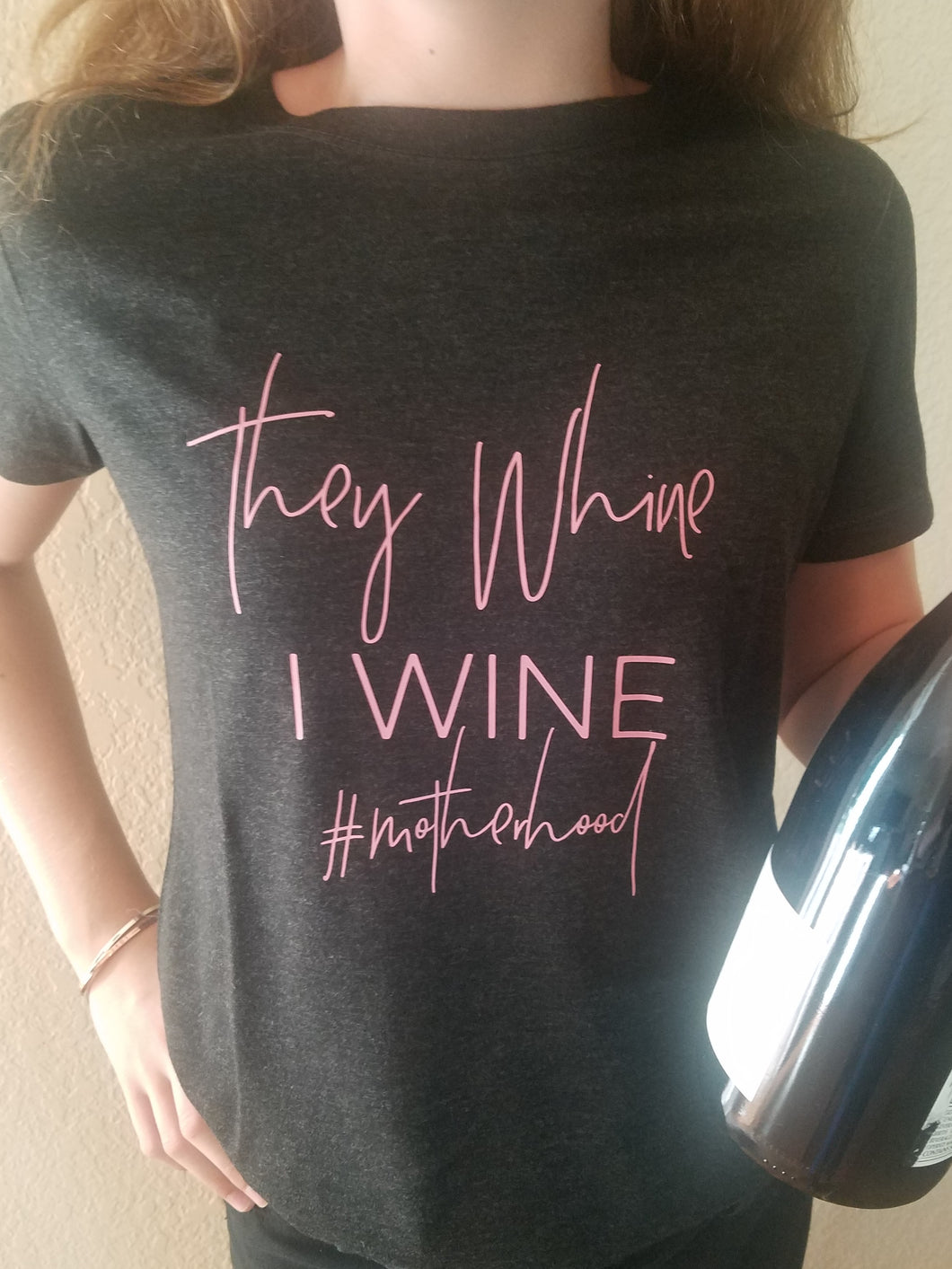 Motherhood Requires Wine Tee