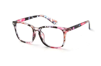 Funky Floral Anti-Fatigue Computer Glasses