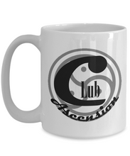 Club Ascension White Coffee Mug