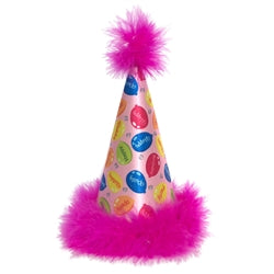 Party Time Hat-Pink