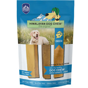 HIMALAYAN DOG CHEW THE ORIGINAL DOGS UNDER 15 LB