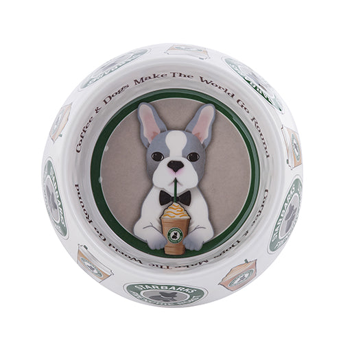 STARBARKS FRENCHIE ROAST BOWL