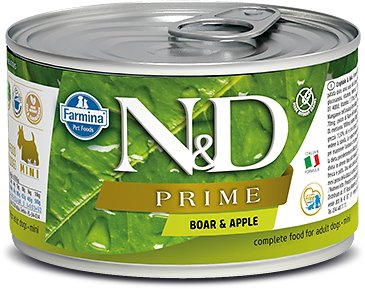 Farmina Dog Can PRIME Boar & Apple 4.9 oz