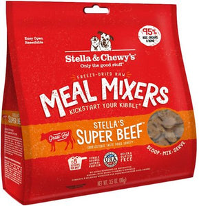 Stella & Chewy Meal Mixers-Super Beef