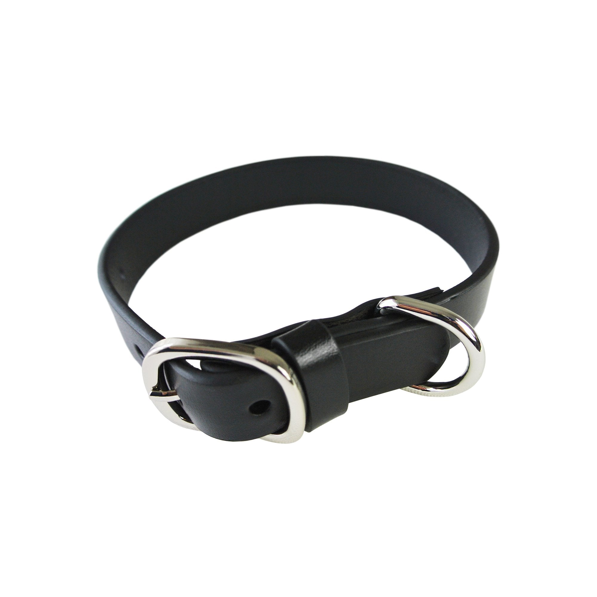 EYE OF DOG CLASSIC BLACK COLLAR