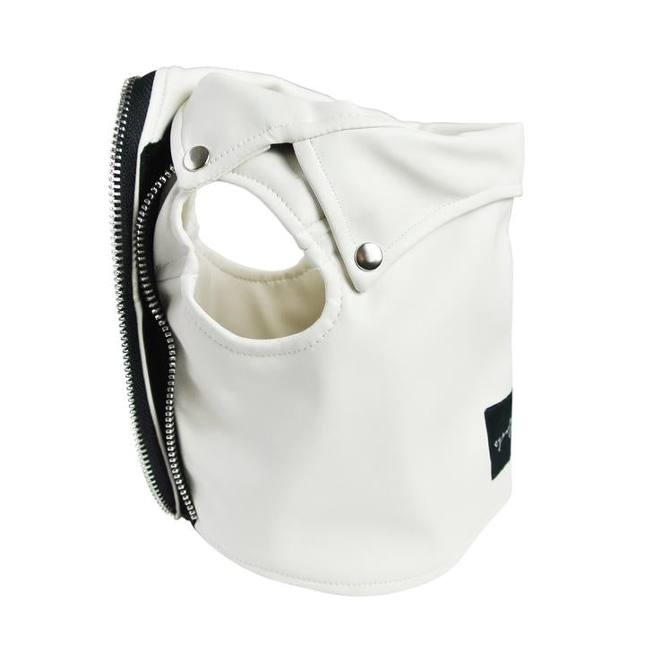 EYE OF DOG WHITE MOTO VEST