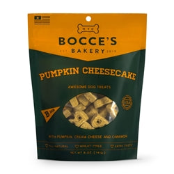 Bocce's Bakery-Pumpkin Cheesecake Treats