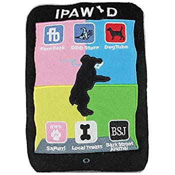 HAUTE DIGGITY DOG IPAWD DOG TOY