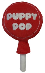 Puppy Pop-Cherry-Power Plush Toy