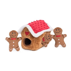 Gingerbread House Plush Toy