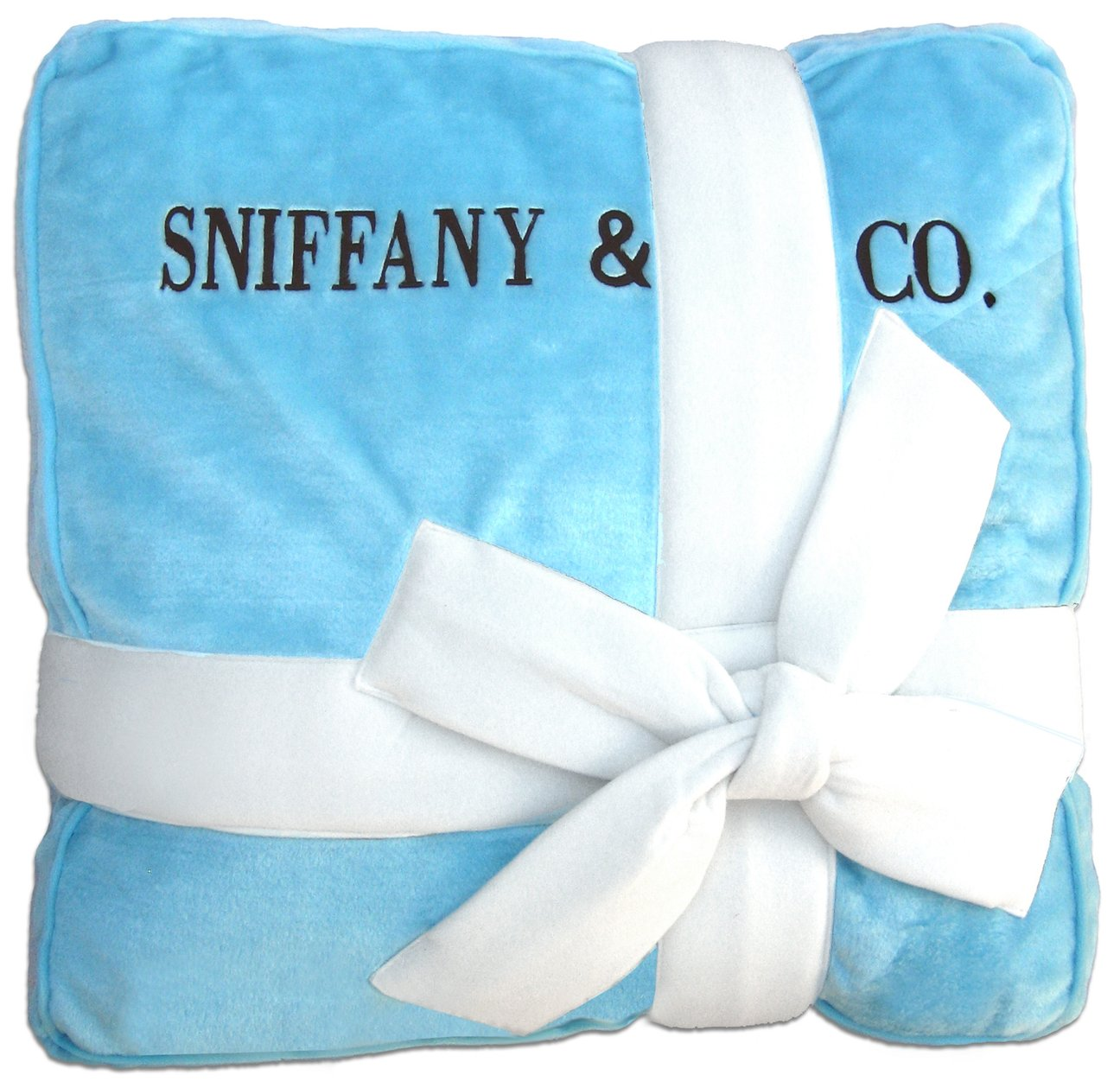Sniffany Plush Dog Bed