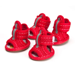 Small Dog Mesh Sandals