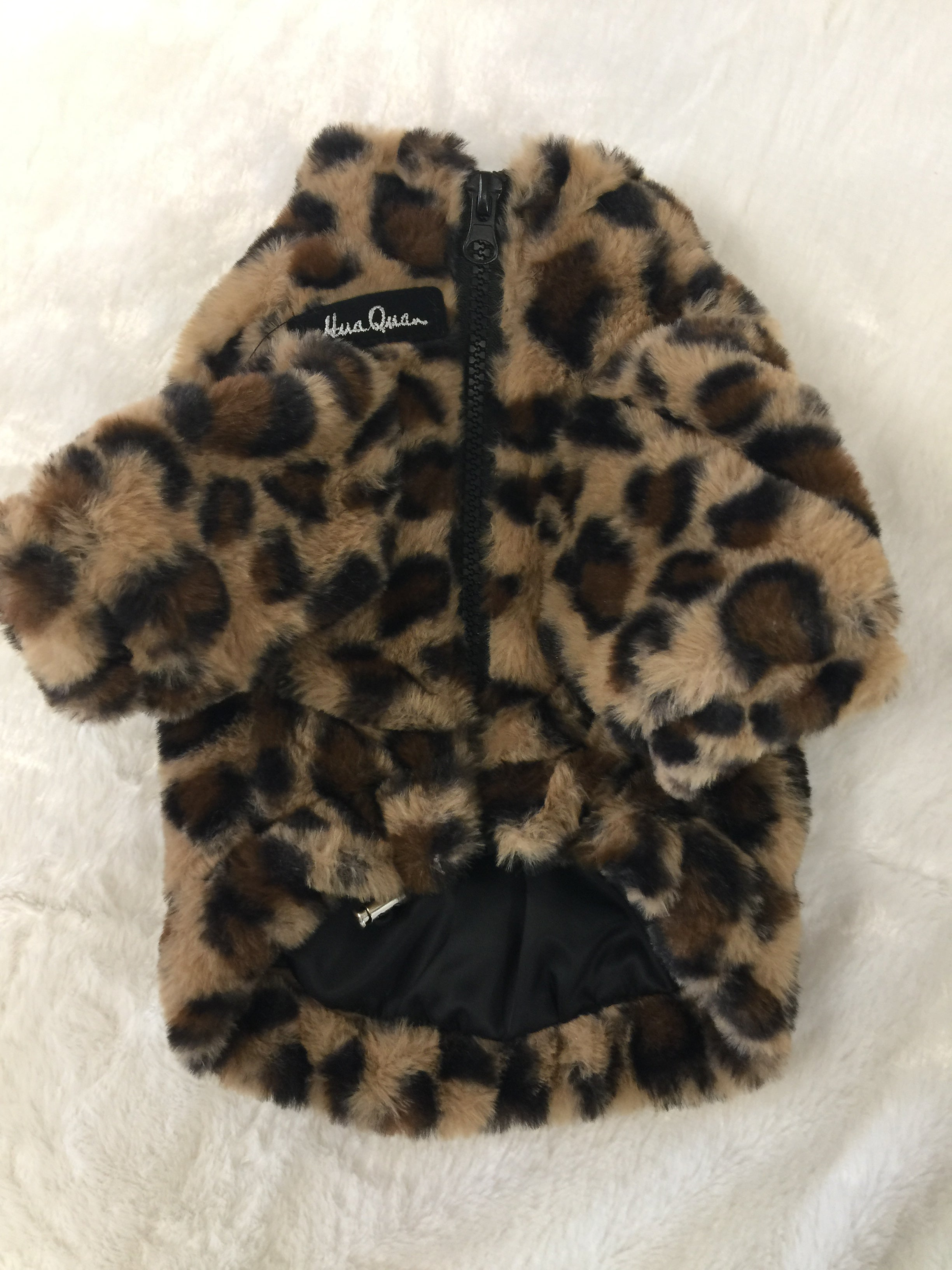 HIGH FASHION LEOPARD JACKET