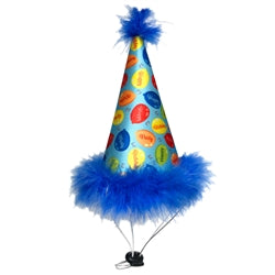 Party Time Hat-Blue