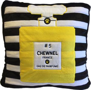 Chewnel Plush Dog Bed