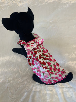 DOG IN THE CLOSET EMMA FLOWER  DRESS