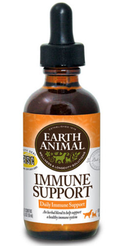 Earth Animal Immune Support 2oz