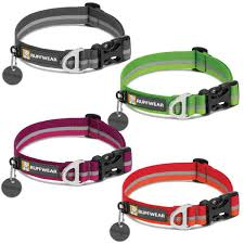 RUFFWEAR CRAG COLLAR KOKANEE RED
