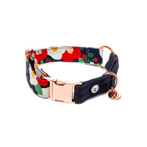 EAT PLAY WAG CAMELIA COLLAR