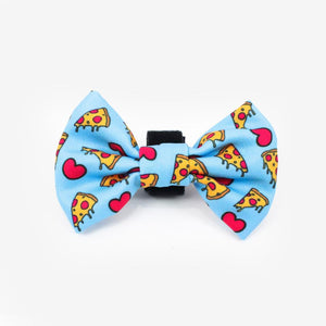 RIPLEY & RUE PIZZA MY HEART BOW TIE