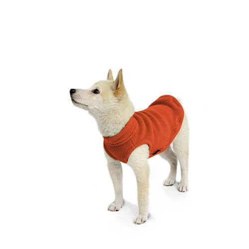 GOOBY STRETCH FLEECE PUMPKIN