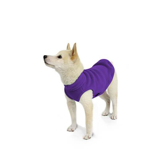 GOOBY STRETCH FLEECE VIOLET