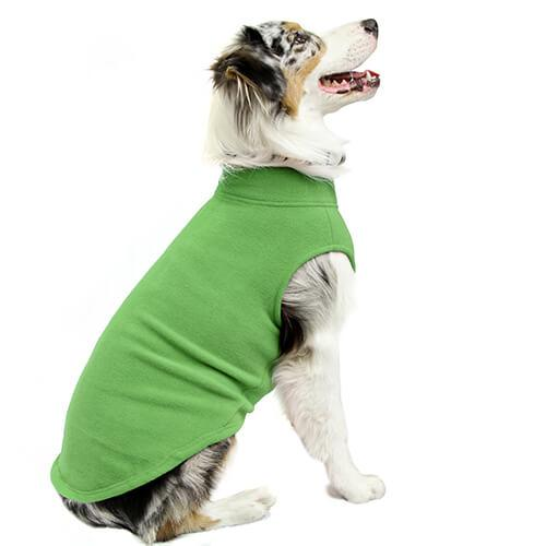 GOOBY STRETCH FLEECE GRASS GREEN