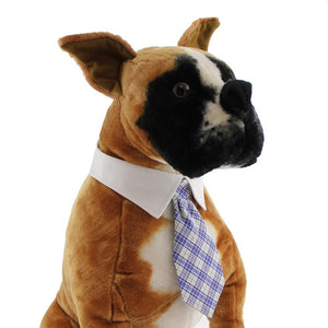 POOCH OUTFITTERS KEVIN SHIRT COLLAR AND TIE