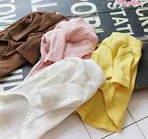 WOOFLINK BASIC TURTLENECK BROWN