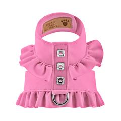 SUSAN LANCI PINAFORE TINKIE HARNESS PERFECT PINK