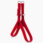 BONEFLY BLACK BONE HARNESS RED