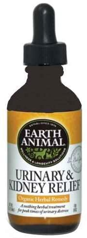 EARTH ANIMAL URINARY & KIDNEY RELIEF 2 OZ
