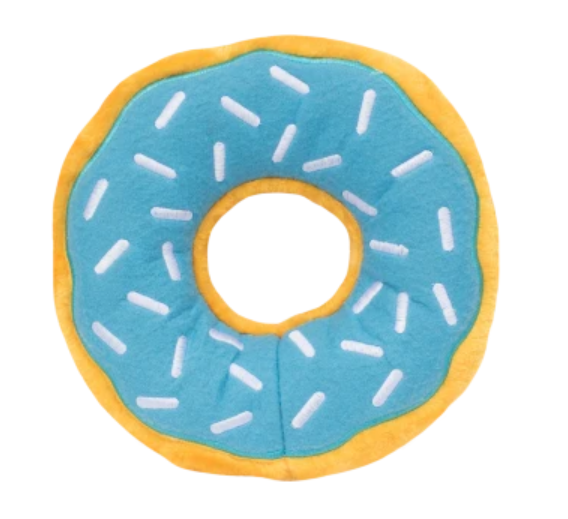 ZIPPY PAWS MINI DONUTZ BLUEBERRY