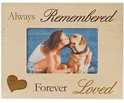 ALWAYS REMEMBERED  FOREVER LOVED FRAME