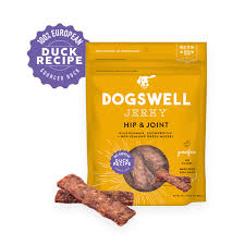 DOGSWELL JERKY HIP & JOINT DUCK 10 OZ