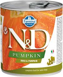 Farmina Dog Can Duck & PUMPKIN  10.05 oz